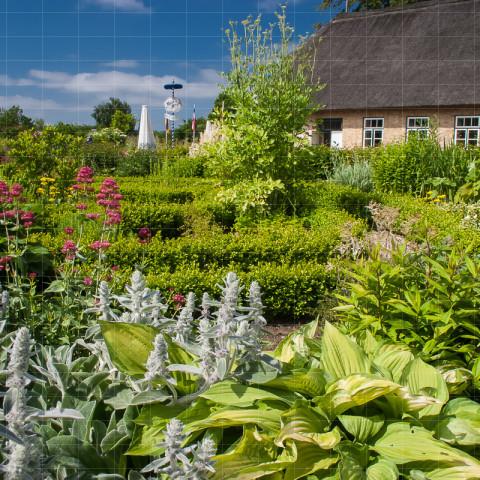 Gastgewerbe | Gartenanlage