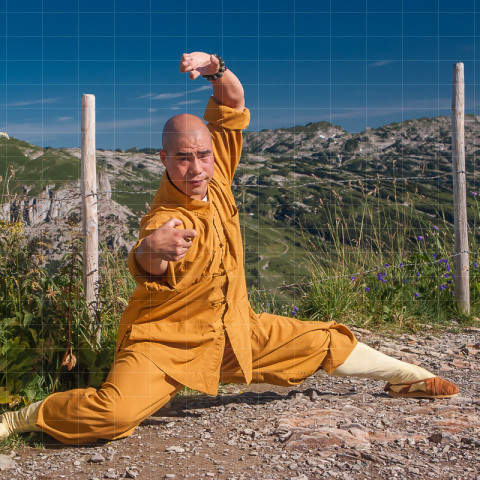People | Shaolin-Mönch