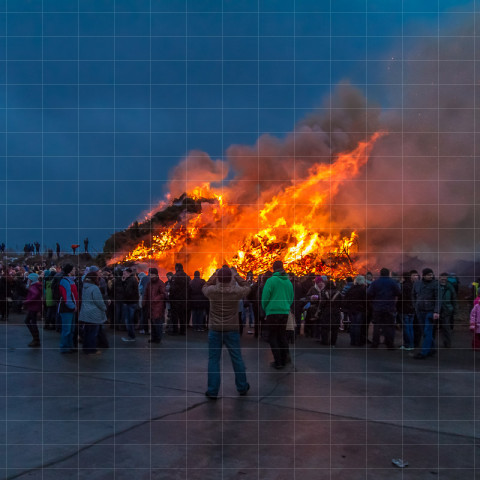Events | Osterfeuer, Schleswig